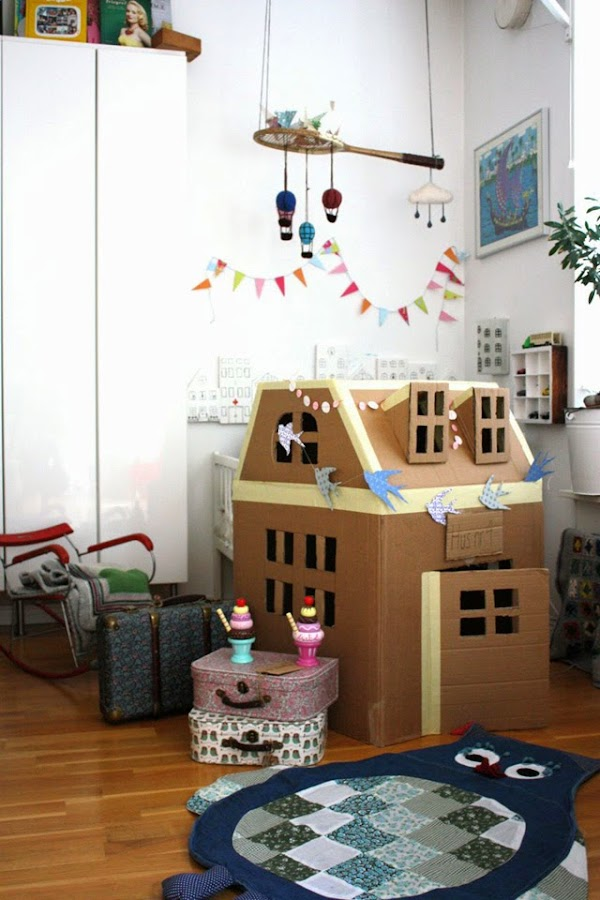 casita-caja-carton-diy