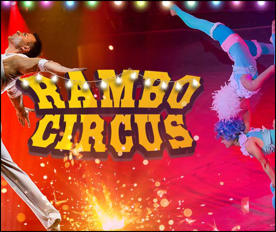 Rambo Circus in Navi Mumbai