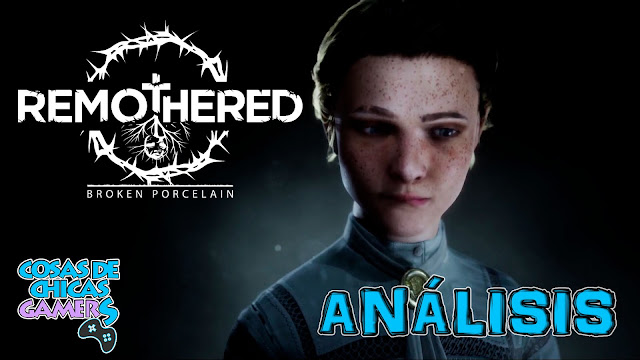 remothered broken porcelain analisis portada