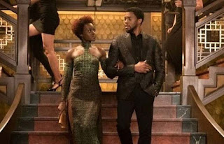 Healthy black love, Black Panther-style