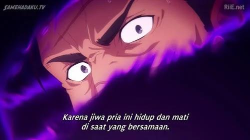 Sword Art Online: Alicization – War of Underworld Episode 4 Subtitle Indonesia