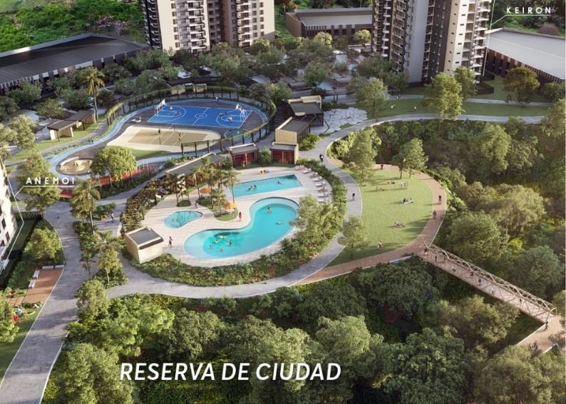 Solarum – ANEMOI, Apartamentos Pereira