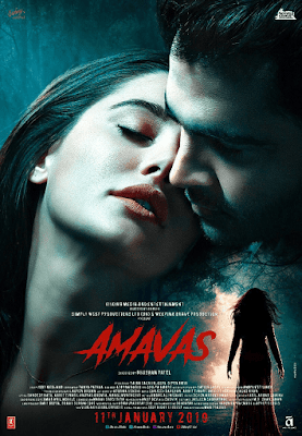 Amavas 2019 Hindi 720p WEB HDRip 600Mb HEVC x265