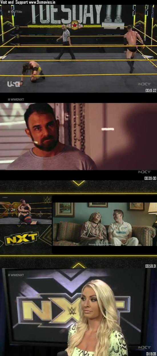 WWE NXT 09 September 2020 WEBRip 480p 400MB