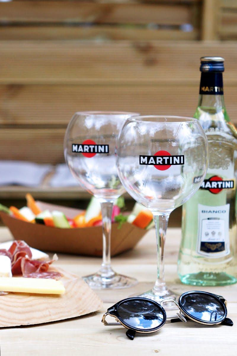 Apéritivo été cocktail antipasti