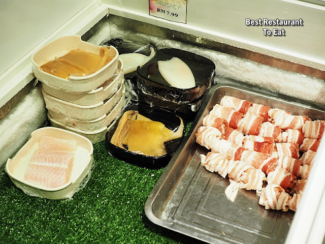 HotPot Kitchen Meat Selection - Premium Ingredients