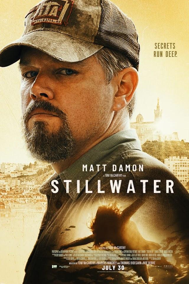 Matt Damon Tenta Exonerar a Filha em Stillwater, Novo Filme do Realizador de Spotlight