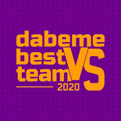 #DabemeBestTeam 2020 - POLL CLOSED