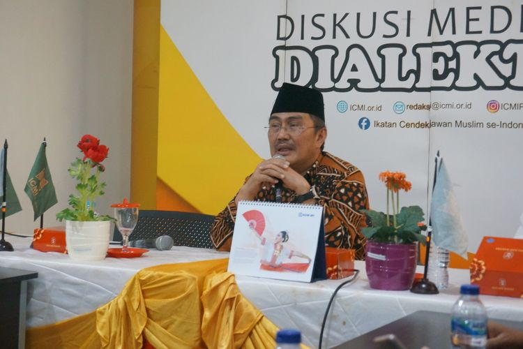 Jimly Asshiddiqie: Tidak Patut Presiden Tak Tandatangani UU KPK Hasil Revisi