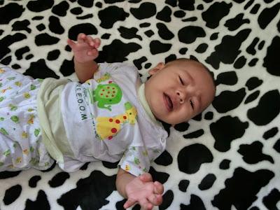 Lil' Amin 6 bulan