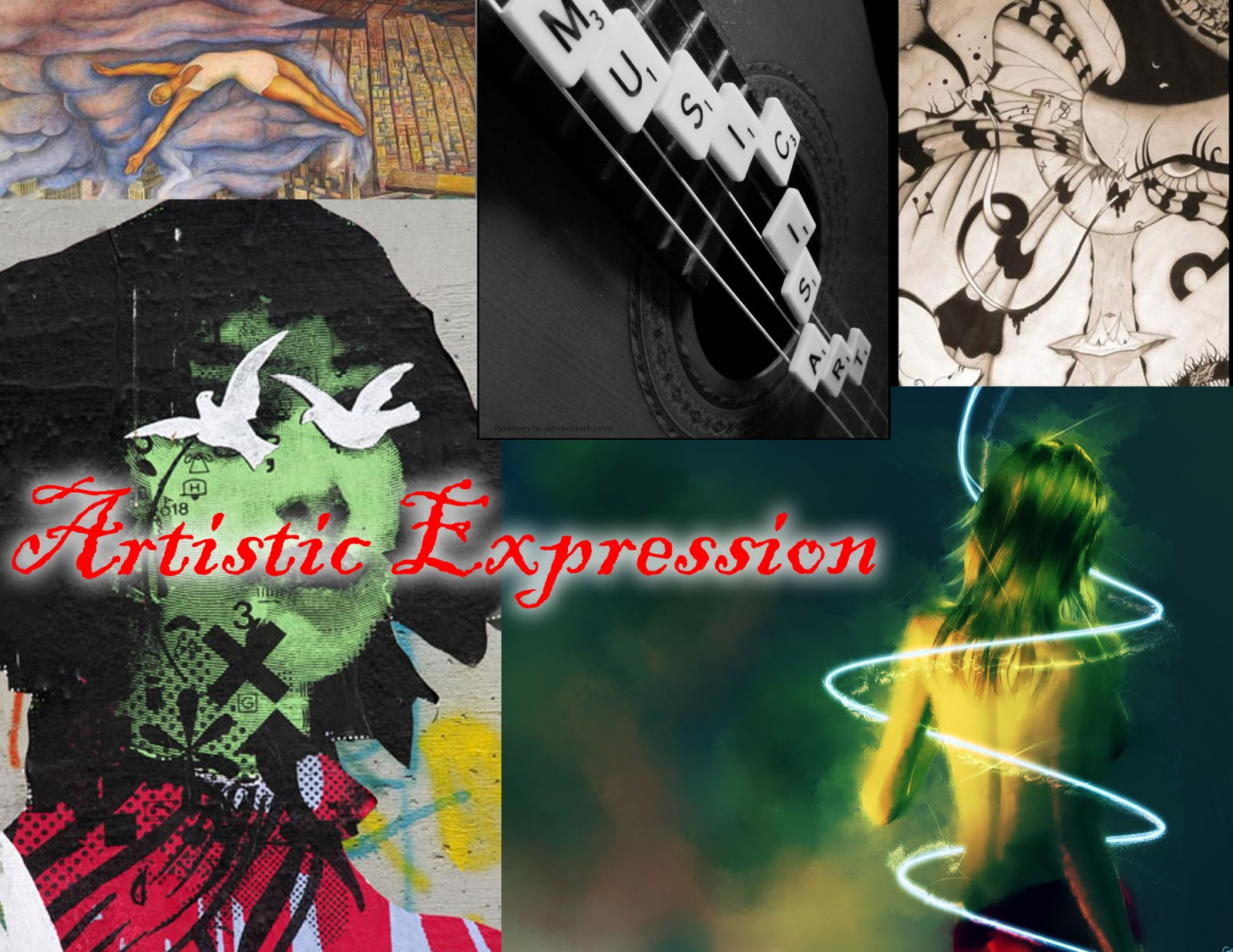 assignments  artistic expression