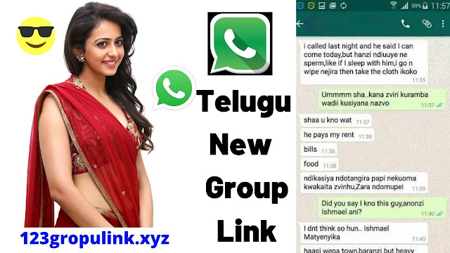 Join 600+ Telugu Whatsapp group link