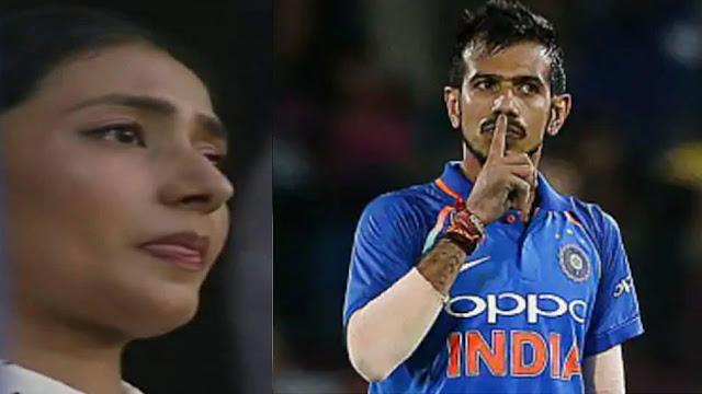 T20 WC: चहल के साथ हुई 'नाइंसाफी' को ना देख सकीं पत्नी, सोशल मीडिया पर लिखी इमोशनल पोस्ट