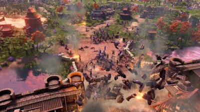 لعبة Age of Empires 3 Definitive Edition
