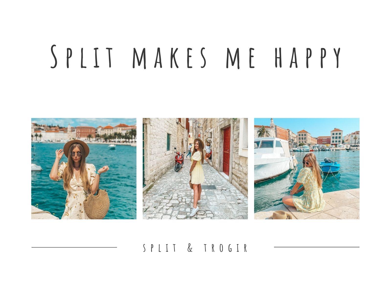 Čo vidieť v Splite a Trogire ?
