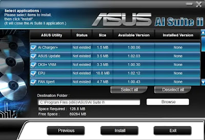 AIl Suite II V1.0.56