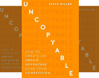Steve Miller's Book: Competitive Advantage - Practical Strategies and Tools in Marketing