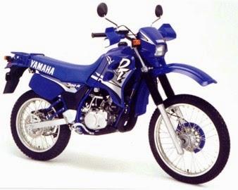 moto DT200R