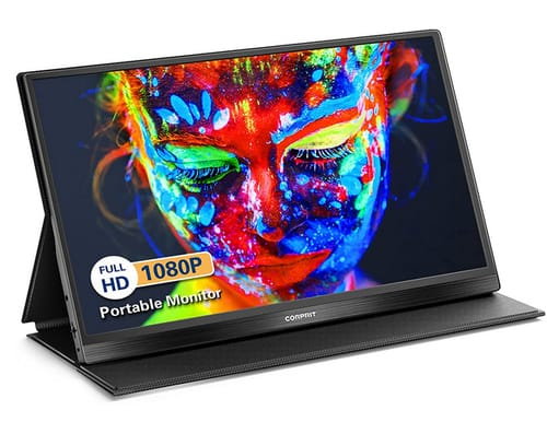 Corprit D153-Black-US/MRO-1 100% sRGB Portable Monitor
