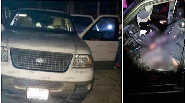 """Topón de Golfos del CDG y Policías en Cd Valles en San Luis Potosí, dejo 5 Gatilleros muertos y 5 Blindadas incautadas """"ni eran tan duras, ni eran tan duros"""""""