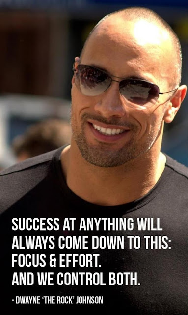 Top Inspirational Dwayne Johnson Quotes