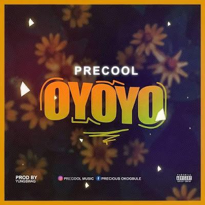 Precool Oyoyo artwork
