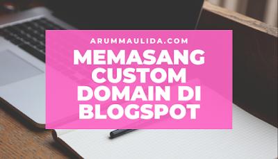 Memasang Custom Domain
