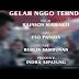 Lagu Karo Gelah Nggo Tehndu - Raison Surbakti