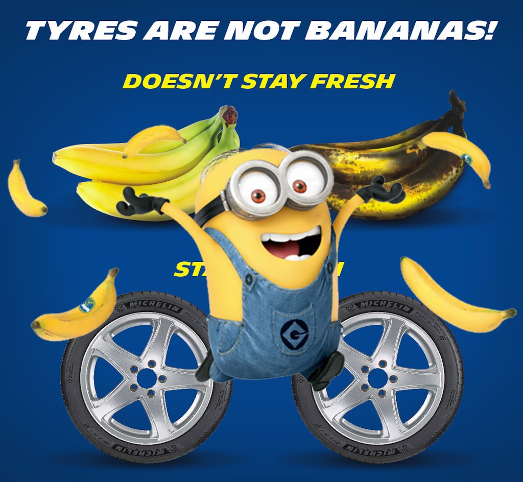 Tires Are Not Bananas, But They Do Age | Philippine Car News, Car Reviews, Automotive Features ...