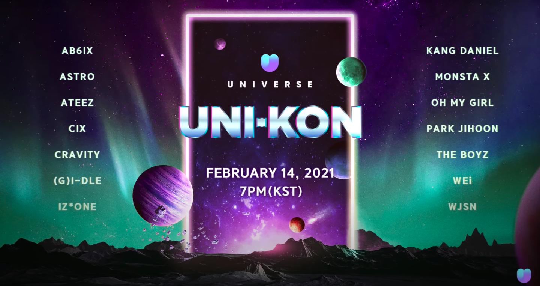 uni-kon concierto universe