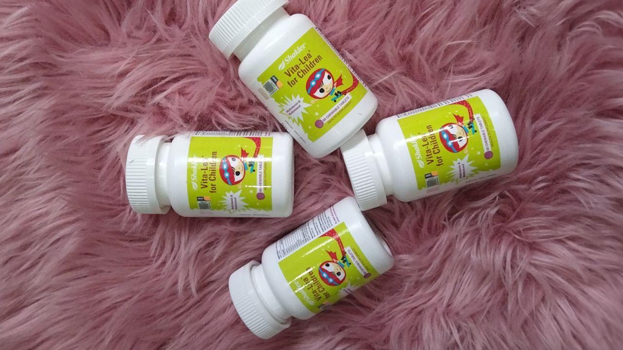 Set Imun Shaklee Membantu Tingkatkan Imunisasi Badan