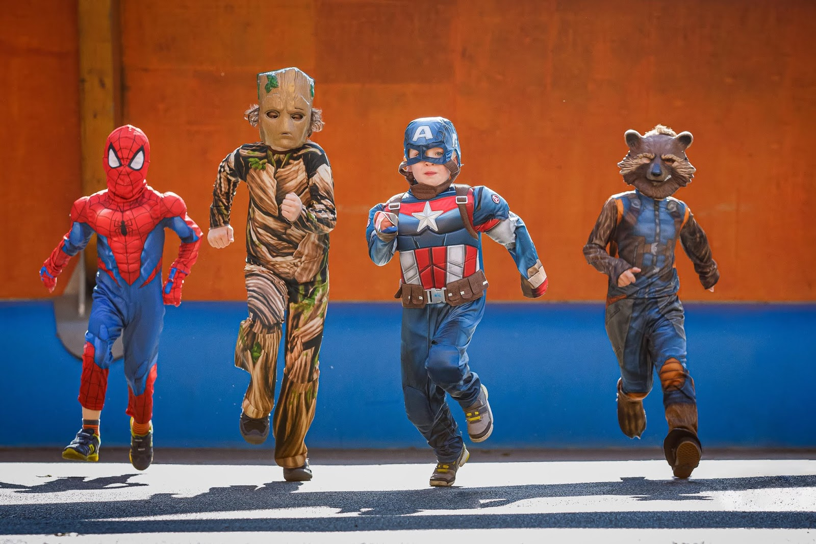 Super Hero Science & Marvel Universe LIVE! Selfie Competition at Life