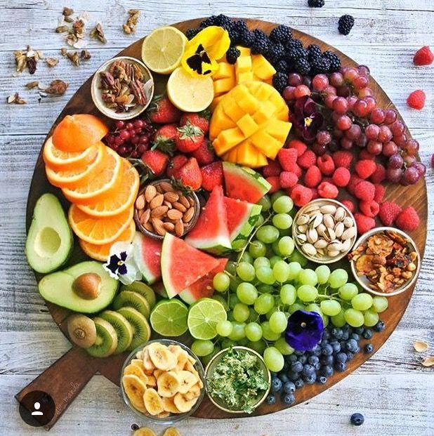 COLOURFUL FRUIT