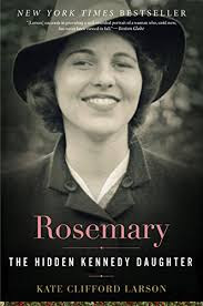 The young Rosemary Kennedy, elder sister of former US President JF Kennedy, who was lobomized and sent to an institution no visits for 20 years