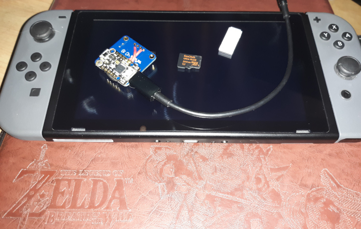 Nintendo Switch emuMMC NAND Guide