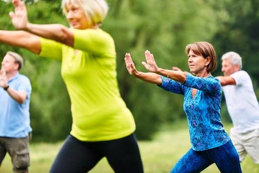 Tai Chi in retirement - great for your balance, fitness, brain health, and so much more.