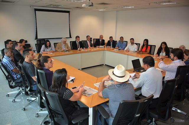 Vicente Pires participa de reunião do Câmara em Movimento