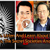 Viral Post! Watch, Listen And Learn About Ninoy, Marcos, The Secret Societies And More!