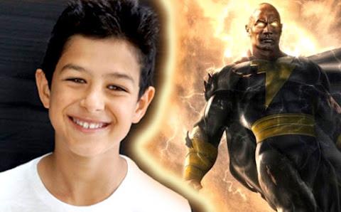 DC 'Black Adam' cast Bodhi Sabongui in Central Role