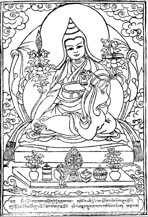 Miroir du dharma enseignement dzogchen par gangten tulku for Miroir du dharma