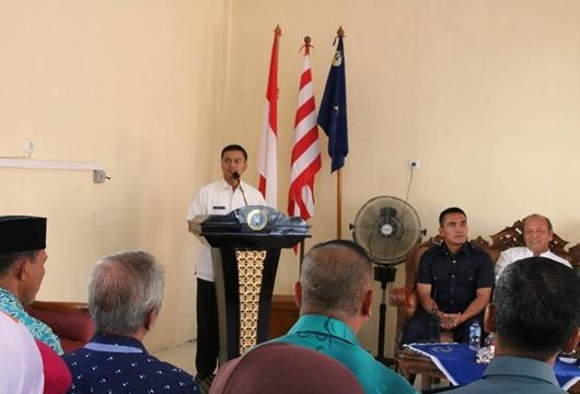 KOMSOS, Pemko Padang Apresiasi TNI AL