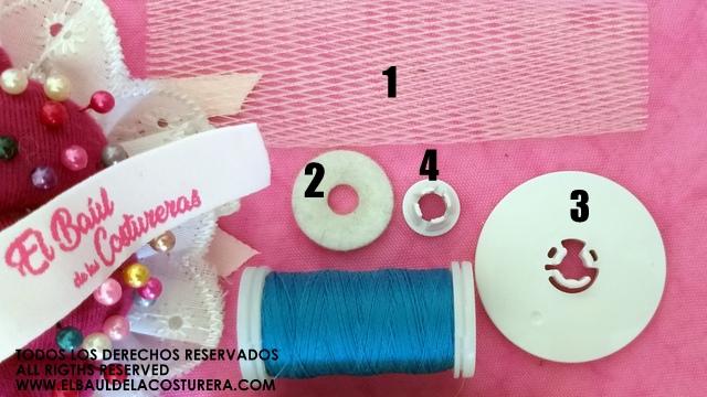 Para qué sirven estos accesorios de mi máquina de coser casera