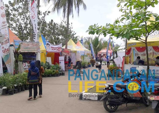 stand se SKPD kabupaten Pangandaran