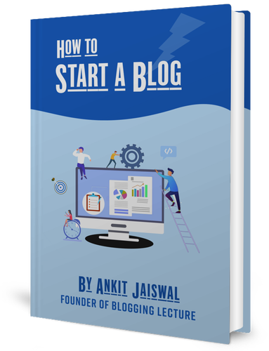 How to Start a Blog eBook