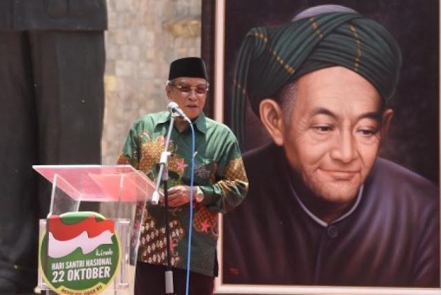 menolak wahabi di indonesia