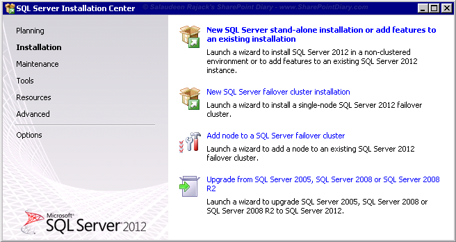 Configure SQL Server Reporting Services (SSRS) 2012 Integration with