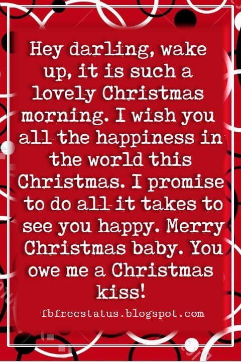 Christmas Love Quotes