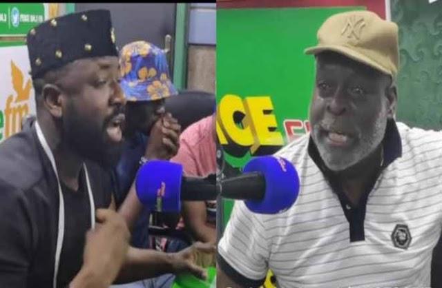 Kofi Adjorlolo Shed Tears As He Clashed With Elikem Kumordzie Live On Radio