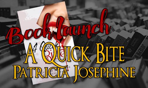 Book Launch - A Quick Bite - Patiricia Josephine