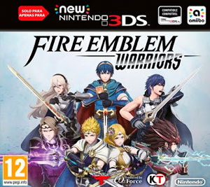 Rom Fire Emblem Echoes Warriors 3DS